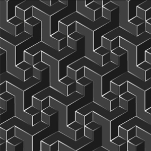 GreyGeometricPattern